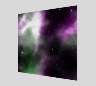 Purple Space Nebula preview