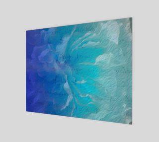 Aperçu de Blue I So Hope 14 x 11 Print