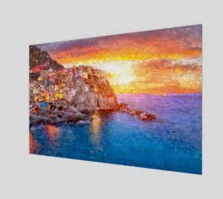 Artwork_Manarola preview