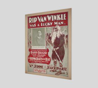 Rip Van Winkle preview
