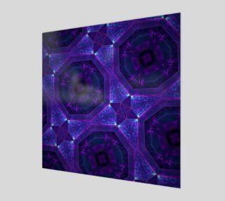 purple hex preview