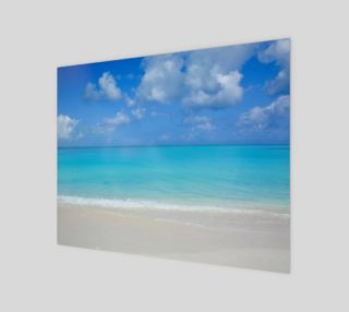 Grace Bay Beach Wall Art ~ Turks and Caicos Islands  aperçu