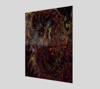Inferno 24x32, 18x24, 12x16 Wall Art preview