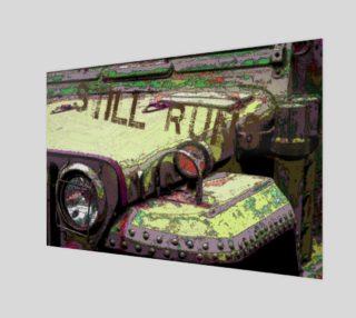 'Still Runs'  preview