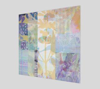539 Kindred Leaf Art by Delores Naskrent preview