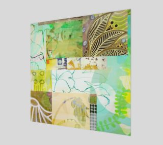 543 Lush Culture Art by Delores Naskrent preview
