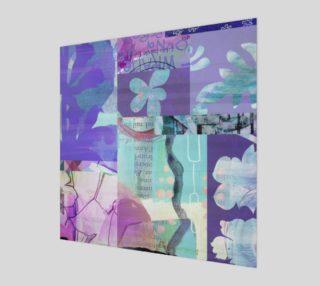 547 Bush Daisies Art by Delores Naskrent preview