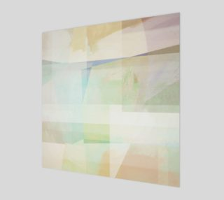 Squared Off Textural Art by Delores Naskrent preview