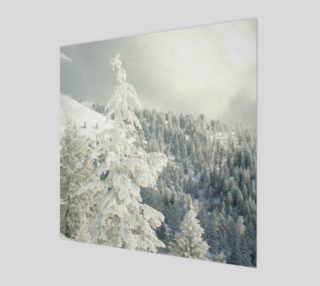 Winter Trees Wall Art preview