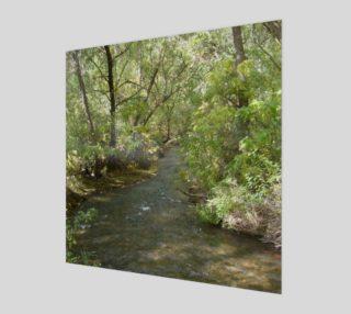 Creek Wall Art preview