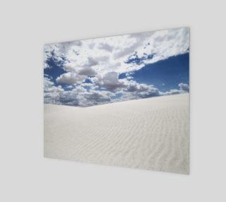 White Sands, Blue Skies - Poster 10'x8' preview