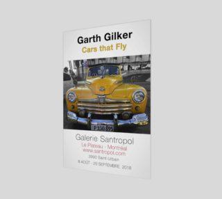 Aperçu de Cuban Cars - Yellow with Grill
