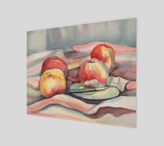 """Apples 14x11"""" preview"""
