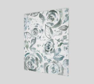 Aperçu de Evelyn Gray Floral Print