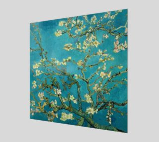 Vincent Van Gogh Blossoming Almond Tree Art Print preview
