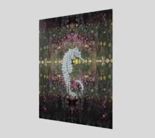 Seahorse Billows Print preview