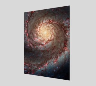 Whirlpool Galaxy preview