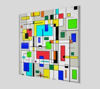 Aperçu de A Square Frame of Mind