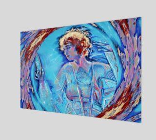 Fire Maiden Fashion-Match Wall Art preview