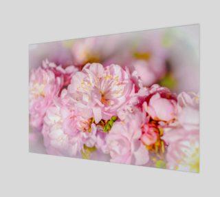 Cherry Flower Wedding - Wall Art Poster 2 preview
