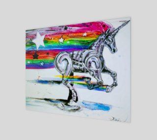Aperçu de Robot unicorn