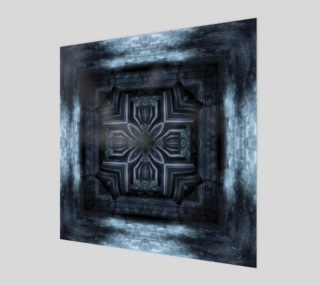 Aperçu de Dark Window Gothic Fine Art by Tabz Jones
