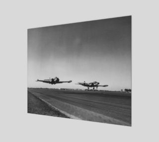 Vintage Fighter Planes TakeOff preview