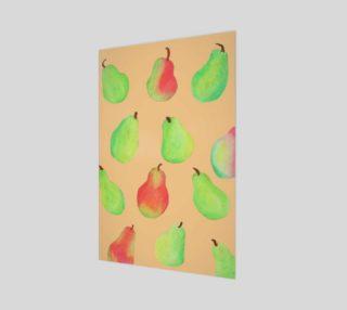 Aperçu de Pear