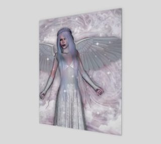 Aperçu de Sparkling Angel Pastel Goth Fantasy Art by Tabz Jones
