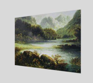 Glencoe by Williams Hugh Wood Wall Art preview