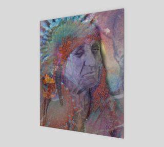 Saint Mother Teresa Art Print 8x10 preview