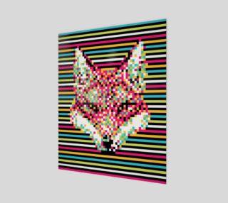 Pixel Fox preview