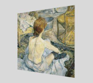 Yvette by Henri de Toulouse-Lautrec preview