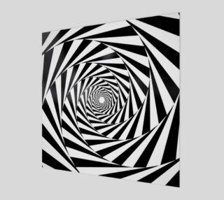 Aperçu de Hypnotic Wall Poster