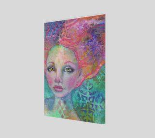 Aperçu de Anahalia - Art Print