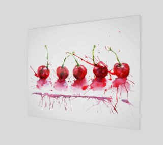 Bright cherry. preview
