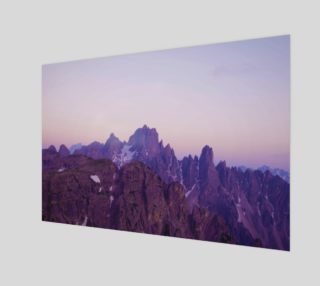 Mountains of Violet preview