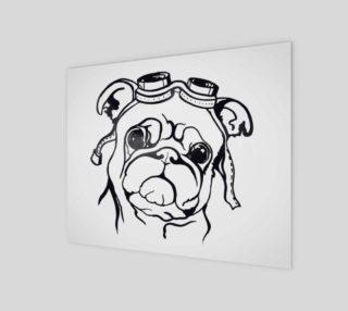 Aperçu de Poster Dog