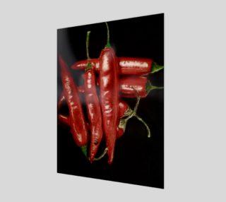 Aperçu de Red Hot Chalk