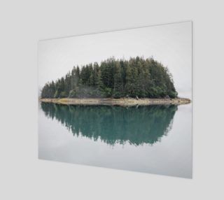 Blueberry Island reflection preview