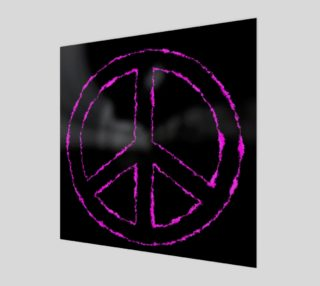 Pink and Black Peace preview