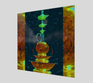 Aperçu de Oil in Glass Decanter Dark