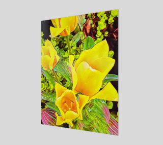 Yellow Tulips preview