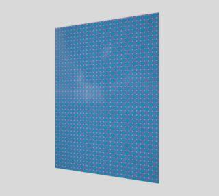 Aperçu de Blue cross hatch