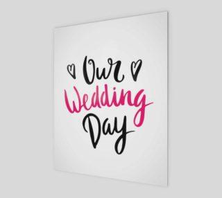 Aperçu de wedding