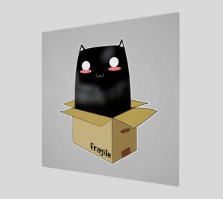 Aperçu de Black Cat in a Box