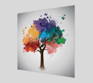 Rainbow Tree preview