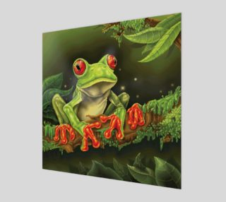 Tree Frog preview