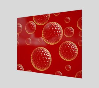 Red Bubbles 2_7200x6000 preview