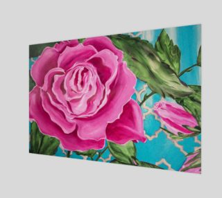 Mother's Day Roses Wall Art preview